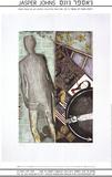 Jasper Johns - Summer (1987) - Poster