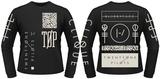 Long Sleeve: Twenty One Pilots- Emblem Collection T-Shirt