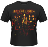 Black Veil Brides- Ember Glow T-shirts
