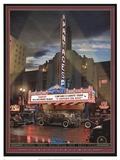 Pantages Premier Kunst af Larry Grossman