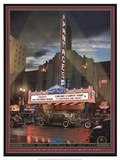 Pantages Premier Art by Larry Grossman