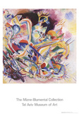 Improvisation V Prints by Wassily Kandinsky