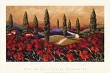 SPRING SOJOURN II Posters by Elli Milan