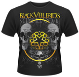 Black Veil Brides- Circles and Skulls T-Shirt