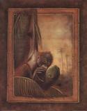 Orangutan I Prints by Patricia Pinto
