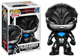 Power Rangers - Black Ranger POP Figure Legetøj