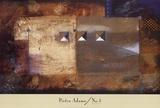 Triad I Posters by Pietro Adamo