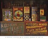 Le Petit Parisien Posters by Jeanne Hughes