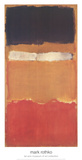 Untitled Posters by Mark Rothko
