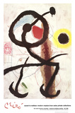 The Bird Posters by Joan Miro