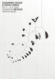 S-Shaped Vine Poster von Alexander Calder