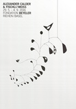 S-Shaped Vine Posters by Alexander Calder