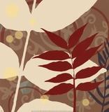 Organic Zen IV Plakater af Jan Weiss