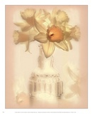 Lovely Daffodil Prints by Donna Geissler