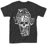 Black Veil Brides- Skull Coffin T-shirts