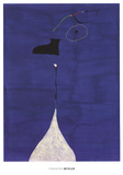 Painting (Character: The Fratellini Brothers) Prints by Joan Miro