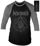Long Sleeve: Behemoth- Furor Divinus (Raglan) Raglans
