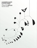 The S-Shaped Vine Poster by Alexander Calder