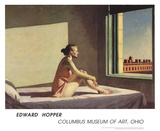 Morning Sun Prints by Edward Hopper