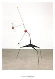 L'étoile du matin Affiches par Alexander Calder