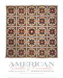 Quilt Mariners Compass Pattern Posters by Barbara Ann Miller