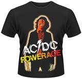 AC/DC- Powerage Shockage T-Shirts
