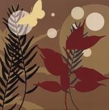 Organic Zen II Posters af Jan Weiss