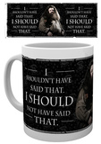 Harry Potter - Hagrid Quote Mug Mug