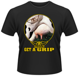 Aerosmith- Get A Grip Album Art Camiseta