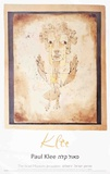 Angelus Novus Kunstdrucke von Paul Klee