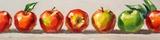 Apples Prints by Tom Brown
