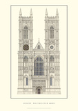 London, Westminster Abbey Posters by  Unknown