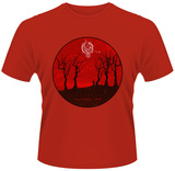 Opeth- Pale Communio Reaper Button T-Shirts