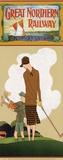 Great Northern Affiches par Jane Travelin
