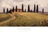 Springtime In Tuscany Posters by Jim Chamberlain