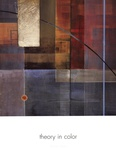 Theory in Color Print by Laurie Chase