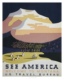 See America IV Posters by  Studio W