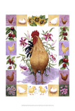 Jack & Jill I Prints by Marcia Matcham