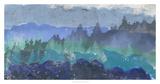 Appalachian Trail I Giclee Print by Alicia Ludwig