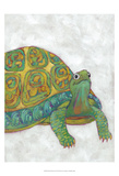 Turtle Friends I Posters by Chariklia Zarris