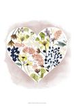 Love Floral II Prints by Grace Popp