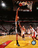 Tim Duncan Game 3 of the 2014 NBA Finals Action Photo