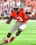 Michael Thomas Ohio State Buckeyes 2015 Action Photo