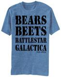 The Office- Bears Beets Battlestar Galactica Vêtement