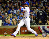 Jason Heyward Game 4 of the 2016 World Series Photo