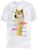 Doge- Ice-Cream Cone T-shirts