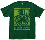 High Five It's 5 o'clock Somewhere T-Shirt