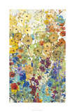 Meadow Floral I Limited Edition by Tim O'toole