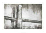 Historic Suspension Bridge II Limited Edition by Ethan Harper