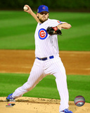 John Lackey Game 4 of the 2016 World Series Photo
